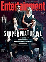 Entertainment Weekly Magazine January 25 2019 Supernatural Family Reunion Group Cover 4 of 4