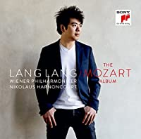Mozart Album by Lang Lang (2014-10-29)
