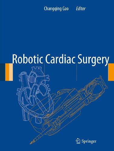 Robotic Cardiac Surgery (English Edition)