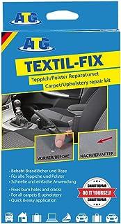 ATG - Textiel-Fix - reparatieset voor autostoel met brandgaten, voor alle kussens, tapijtpatches, bankverzorging, reparati...