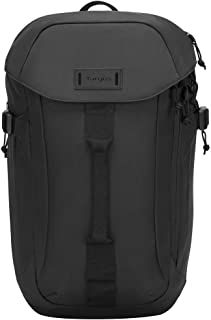 Targus Sol-Lite Max Backpack Designed for Durable, Strong Protective Water-Resistant, and Comfortable for Traveling and Commuter fit up to 15.6-Inch Laptop, Black (TSB971GL)