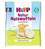 Hipp Kinder Reiswaffeln, 1er Pack (1 x 35g) -