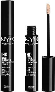 NYX professionele make-up HD fotogenic oogschaduwbasis voor intensieve en lichtgevende oogschaduw, langdurige formule, set...