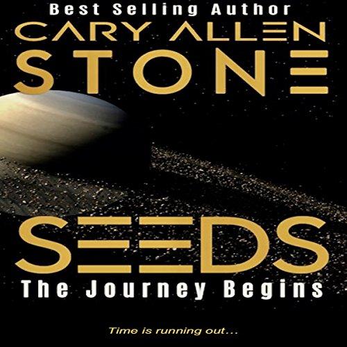 SEEDS: The Journey Begins audiobook cover art