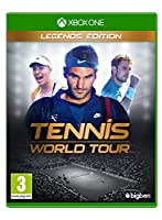 Tennis World Tour Legends Edition (Xbox One) (輸入版)