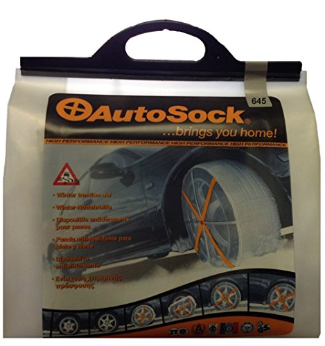 AutoSock AS _ HP _ 645calcetín de nieve Talla HP 645