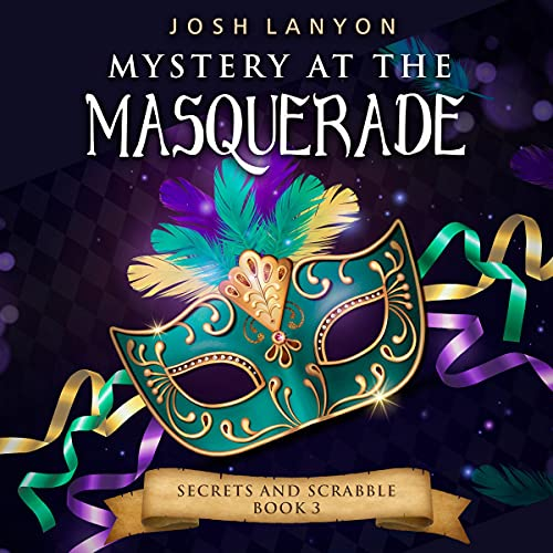Mystery at the Masquerade cover art