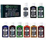 Resin Pro 793579984672 Color Fun Deluxe - Juego de pasta colorante de colores pastel,...