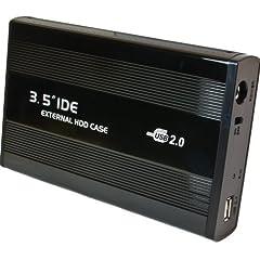 Alu 8,9cm  3,5 Zoll  USB