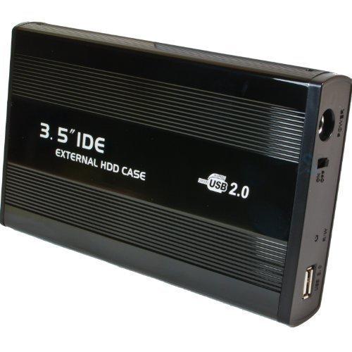 HF Alu 8,9cm  3,5 Zoll  USB Bild