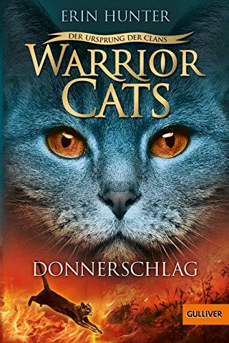 Warrior Cats - Der Ursprung der Clans. Donnerschlag: V, Band 2