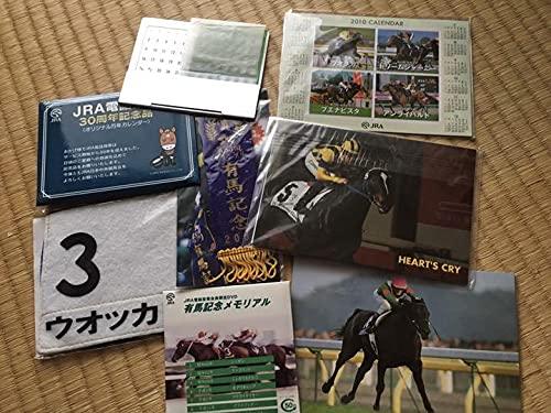 Deep Impact JRA 競馬ポストカード 万年カレンダー しおり ハローキティ