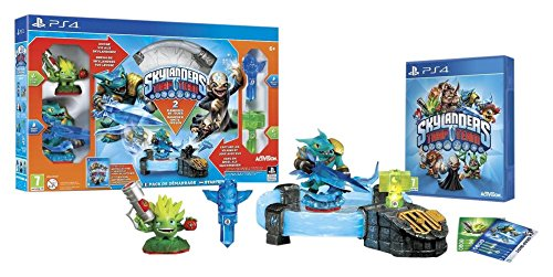 Skylanders : Activision Trap Team - pack de démarrage - PS4