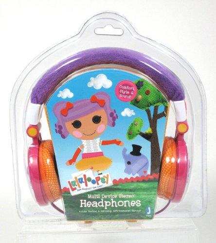 Lalaloopsy 17311 Headphones (Peanut Big Top)