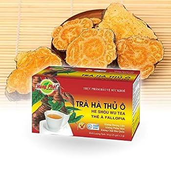 02Boxes  25 Teabags/box x 2g  - Ha Thu O Tea Hung Phat - Tra Ha Thu O Hung Phat