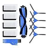 DingGreat Kit di Accessori di Ricambio per eufy RoboVac, Accessorio per Eufy RoboVac 11S RoboVac 30...