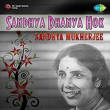 Sandhya Dhanya Hok