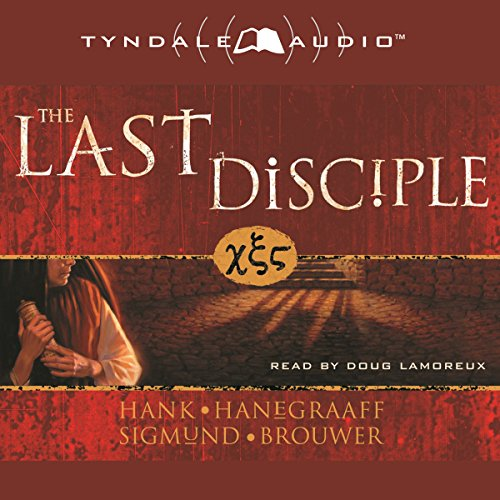 The Last Disciple audiobook cover art