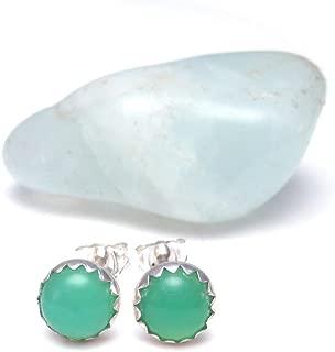 chrysoprase stone jewelry