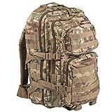 Mil-Tec Us Assault Pack - Mochila tipo militar Unisex, Beige, L...