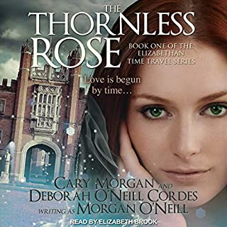 The Thornless Rose audiobook cover art