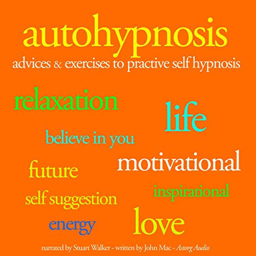 Auto hypnosis audiobook cover art