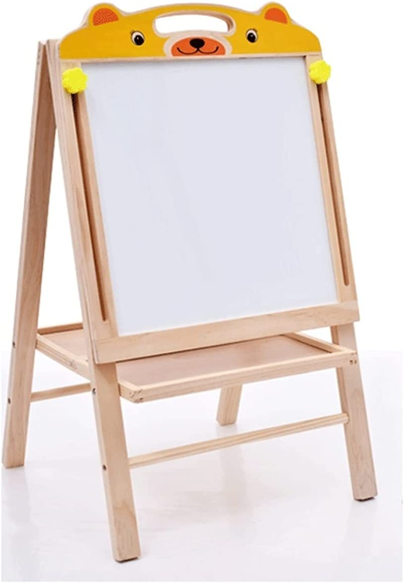 LICHUAN Kid's Time sale Easel Write 2021 new Multi-Function Board Wooden Detachable