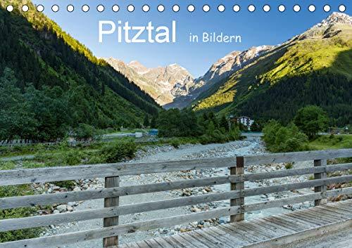 Pitztal in Bildern (Tischkalender 2020 DIN A5 quer)