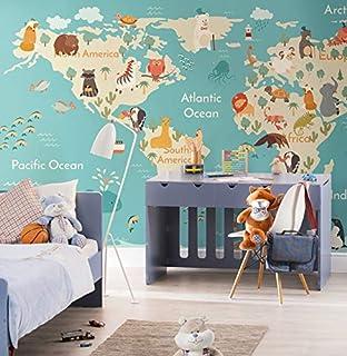 Amazon Fr Papier Peint Chambre Enfant 50 A 100 Eur