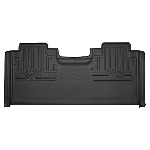 Husky Liners Fits 2015-20 Ford F-150 SuperCab, 2017-20 Ford F-250/F-350 SuperCab X-act Contour 2nd Seat Floor Mat (Full Coverage)