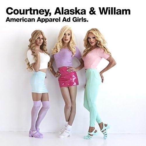 Willam, Courtney & Alaska