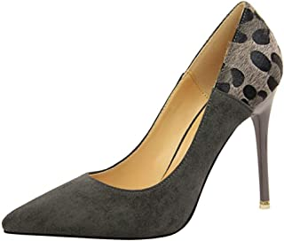 RAZAMAZA Women Elegant Pumps Stiletto