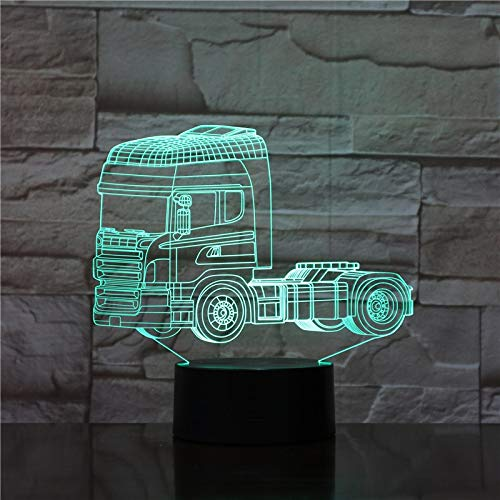 Schwerer LKW-Nachtlicht-Formverfärbungs-Illusionsnachtlicht-Berührungsschalterkabel