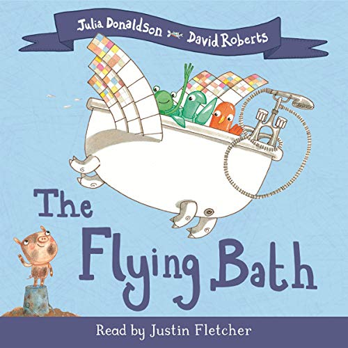 The Flying Bath cover art