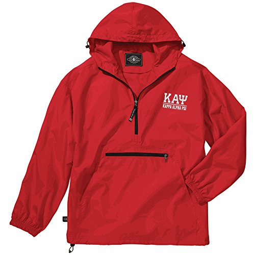 Kappa Alpha Psi Pack-N-Go Pullover X-Large Red