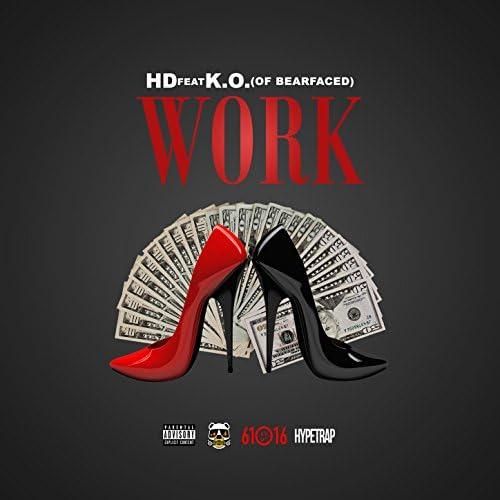 HD feat. K.O.
