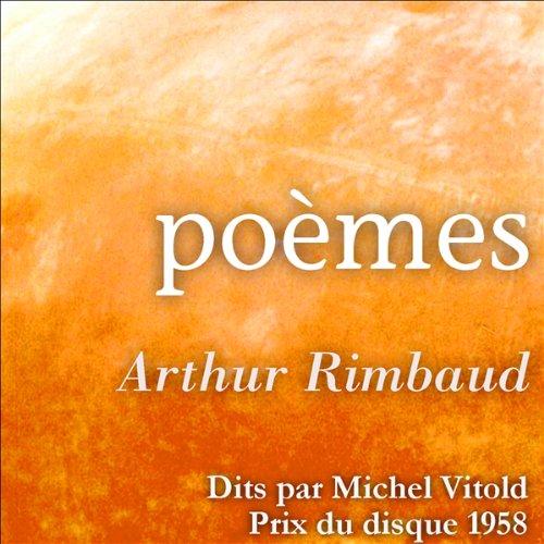 Arthur Rimbaud lu par Michel Vitold audiobook cover art