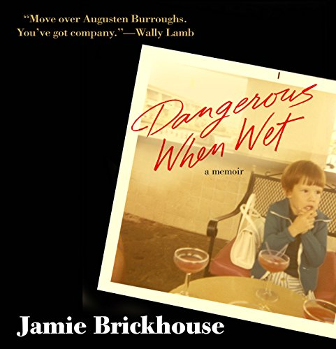 Dangerous When Wet audiobook cover art