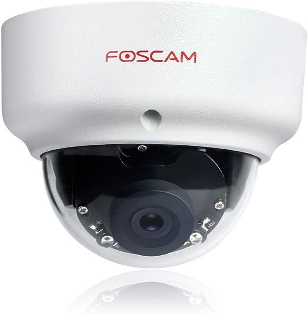Foscam FI9961EP  - Cámara de vigilancia (Cámara IP Interior y exterior 20 m Auto Almohadilla) Blanco