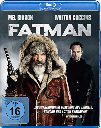 Produktbild von Fatman [Blu-ray]