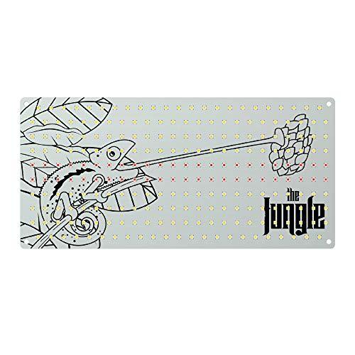 The Jungle - Luminaria LED THE JACKSON 150W Cultivo Cannabis 60x30cm (150W)