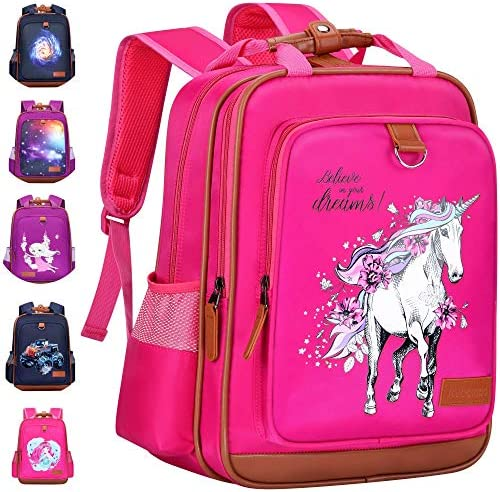 Backpack for Kids 15 Durable and Functional School Book Bag for Girls or Boys Perfect Back Pack product image