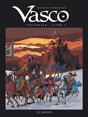 Intégrale Vasco - tome 2 - Intégrale Vasco 2