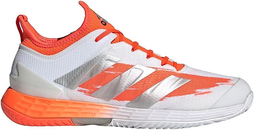 adidas Adizero Ubersonic 4 Blanco Naranja FZ4882