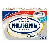 クラフト フィラデルフィアクリームチーズ 200g