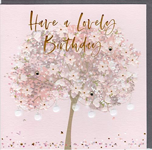 Belly Button Designs hochwertige Glückwunschkarte zum Geburtstag, ideal auch für Geldgeschenk oder Gutschein. BE183