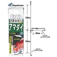 ハヤブサ(HAYABUSA) SE682アマダイ丸海津ケン付13-3-3