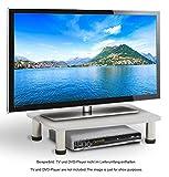 RICOO Table TV LED Support téléviseur FS051W TV LED téléviseur Meuble Tele Meuble...