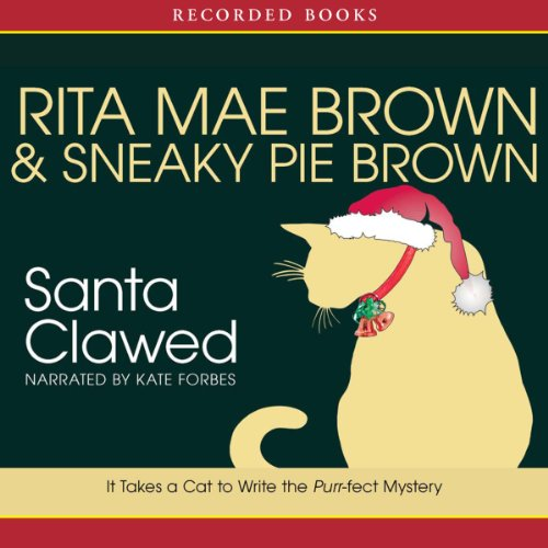 Santa Clawed audiobook cover art
