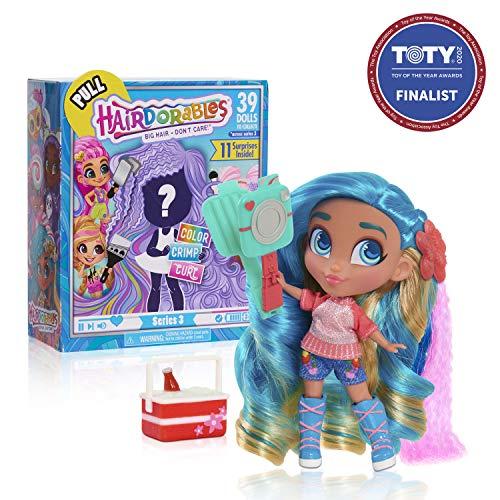 JP Hairdorables Dolls Assortment - Series 3